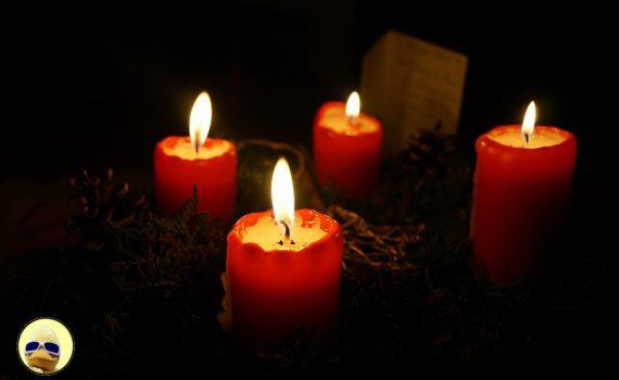 Über die Entstehung des Adventskranzes und seine geschichtliche Bedeutung