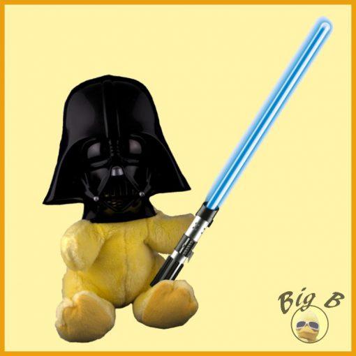 BigB aus Beckum in der bildlichen Rolle von Darth Vader aus Star Wars