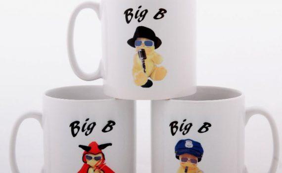 Mit individuell bedruckten Tassen fing das große Kennenlernen von BigB mit der Bevölkerung unter anderem vor einigen Jahren los. 2018 starten wir in die zweite Runde!